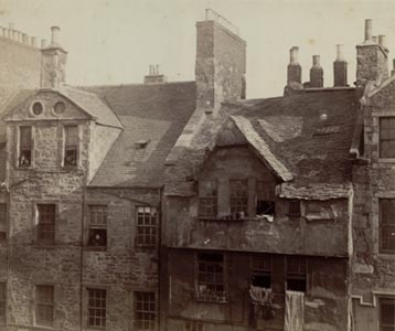 Royal Mile Edinburgh Old Photographs 5