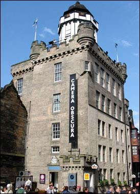 Royal Mile Com Camera Obscura And World Of Illusion